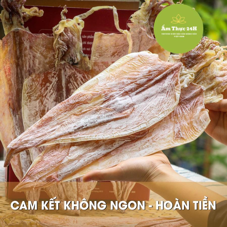 Mực khô ở Hà Nội