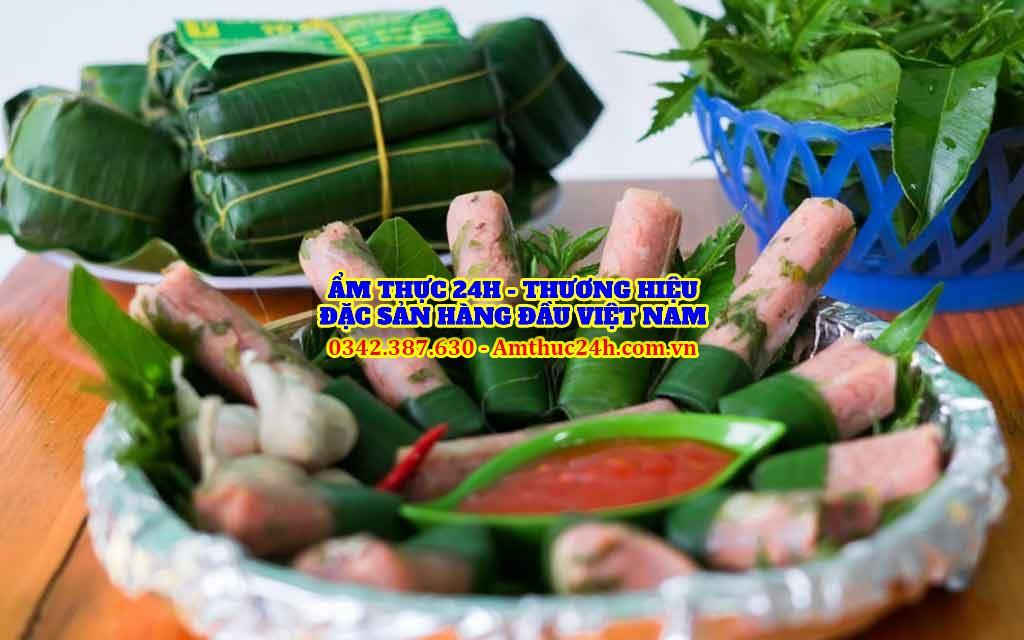 Cách bảo quản nem chua Thanh Hóa