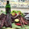 Giá thịt trâu gác bếp tại Hà Nội
