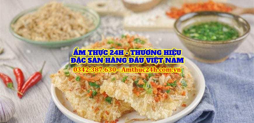 Cơm cháy Ninh Bình ở Hà Nội