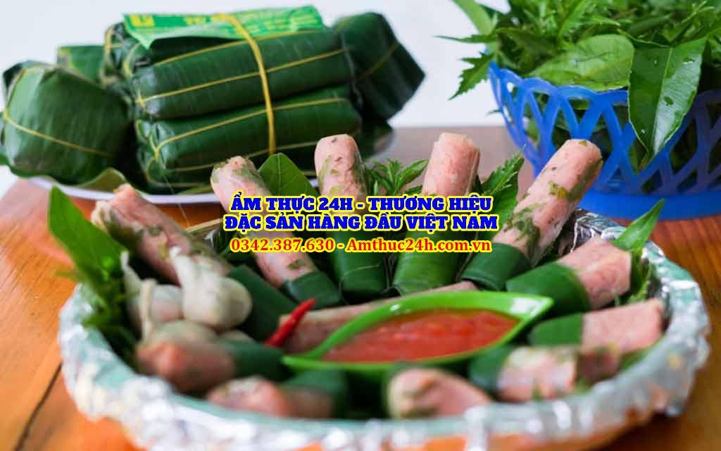 Nem chua Thanh Hóa Ở Sài Gòn - TpHCM