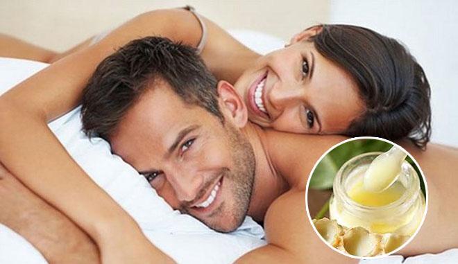Sữa ong chúa có tác dụng gì cho đàn ông
