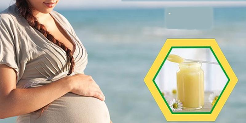 Sữa ong chúa có tác dụng gì cho bà bầu