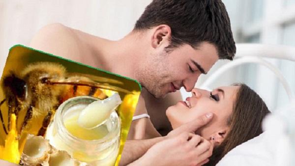 Tác dụng của sữa ong chúa với sinh sản