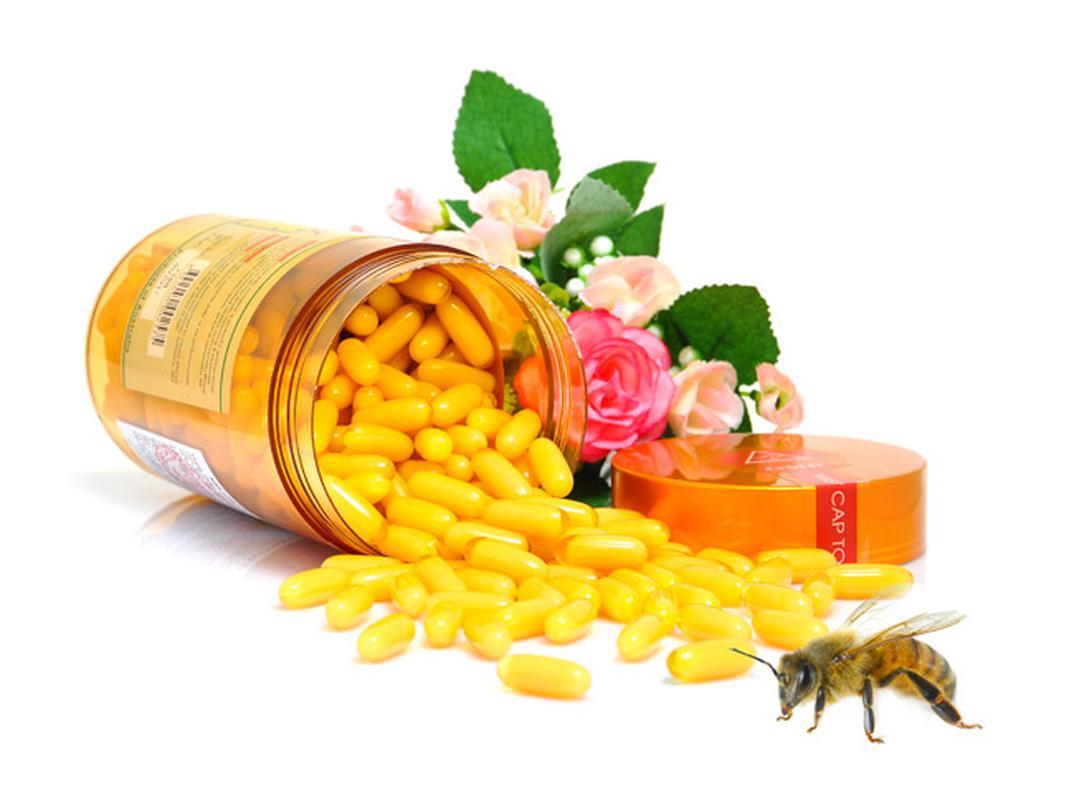 Viên nghệ sữa ong chúa mua ở đâu