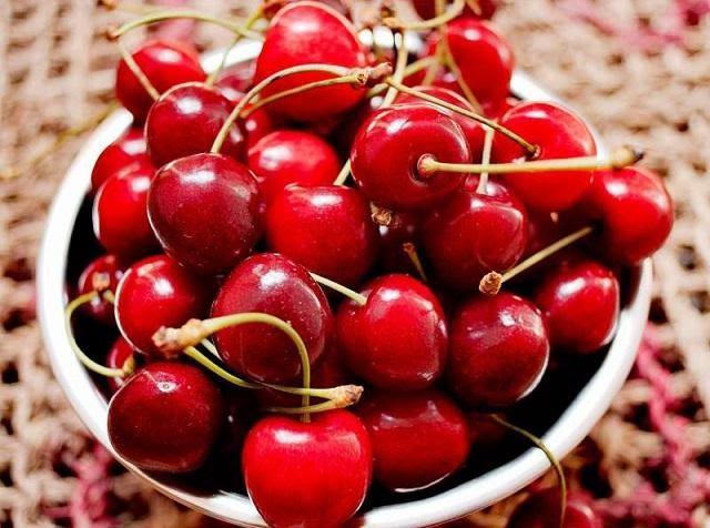 Cách lựa chọn cherry ngon ở Hà Nội