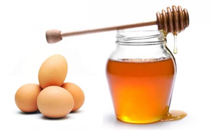 Tác Dụng Của Mật Ong Và Trứng Gà