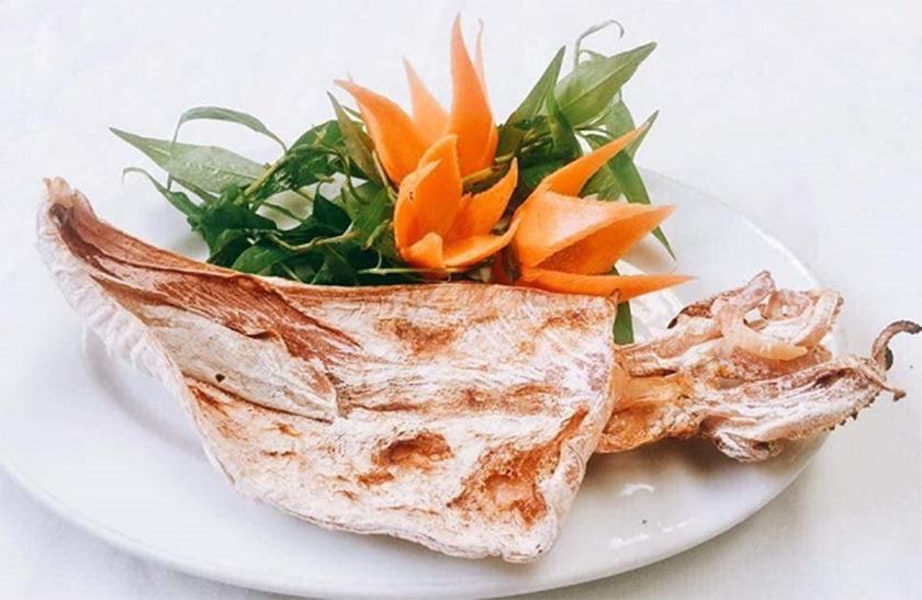 Ăn Mực Khô Thành Phố Hồ Chí Minh Tốt Không