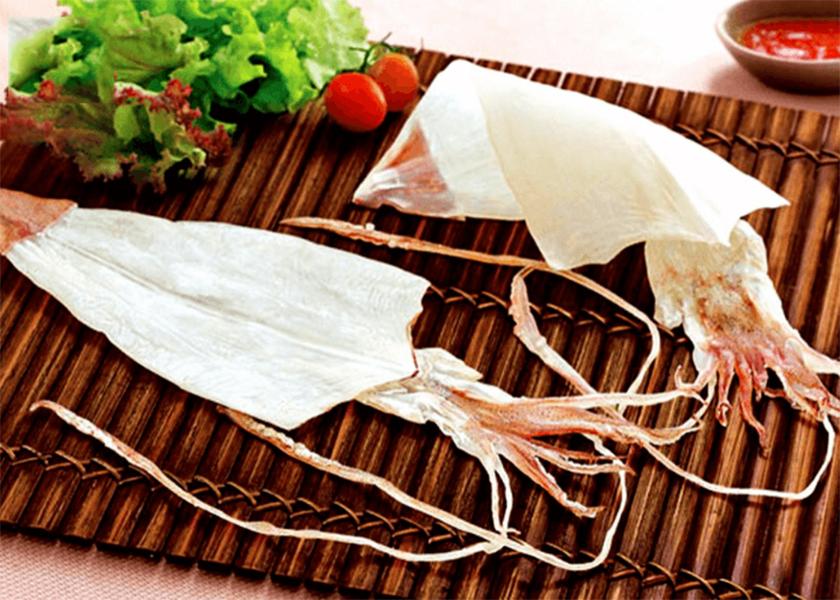 Mực Khô Thành Phố Hồ Chí Minh Có Bao Nhiêu Calo